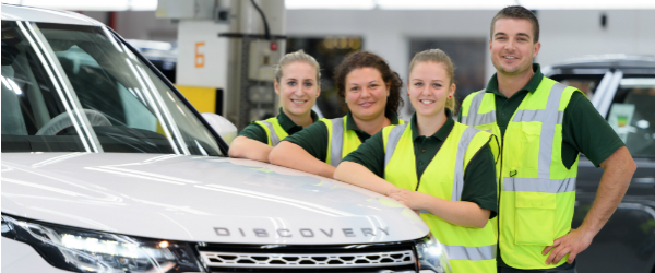 Jaguar Land Rover is Recruiting 1,000 People in Nitra, Slovakia