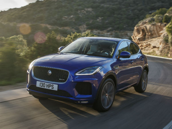 Team passion makes Corsica E-PACE drives a Customer First success