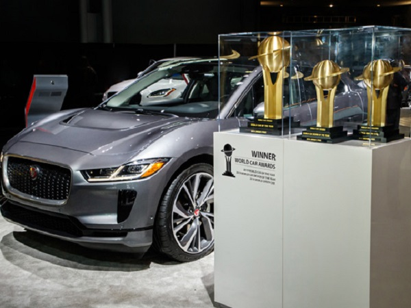 Media react to Jaguar I-PACE triple win at the 2019 World Car Awards