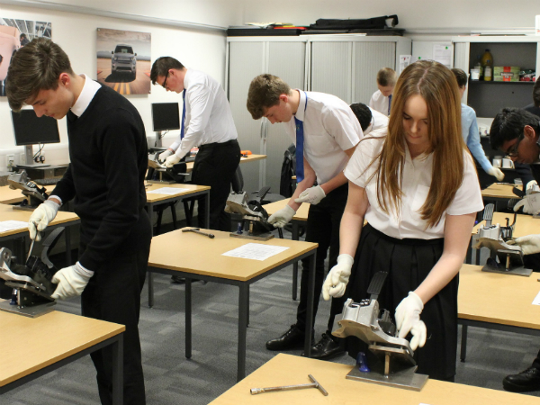 Halewood EBPC hosts two special Pre-Apprenticeship days