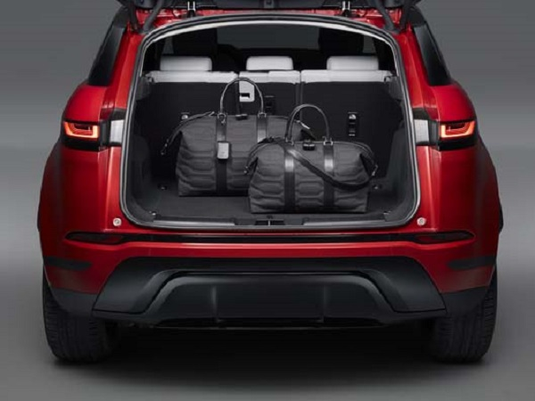 Mulberry creates Evoque-inspired luggage set