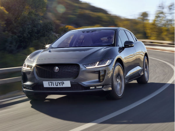 The Jaguar I-PACE electrifies a global audience at its launch in Graz