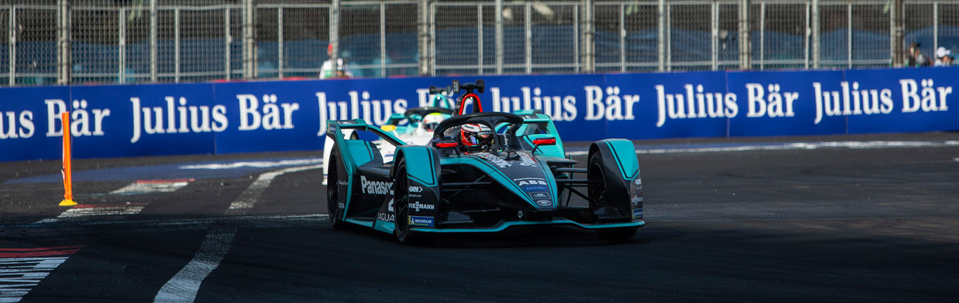 Panasonic Jaguar Racing recovers well in Mexico City after another tough start
