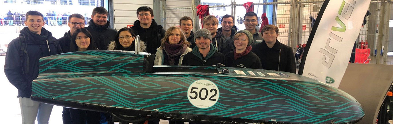Jaguar Land Rover's graduate electric racing team wins championship title