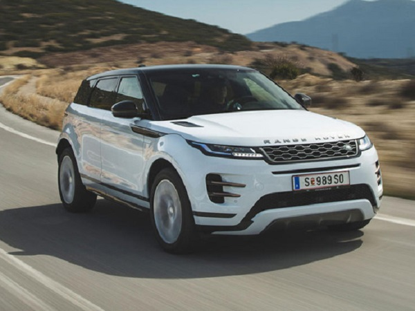 World's media give their first impressions of the new Range Rover Evoque