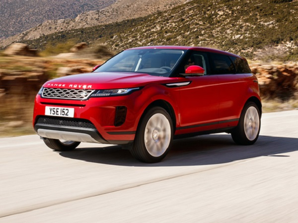 New Evoque becomes the first luxury compact SUV to meet stricter RDE2 emissions tests