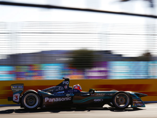 Win a trip to the Berlin E-Prix on Saturday 19 May...