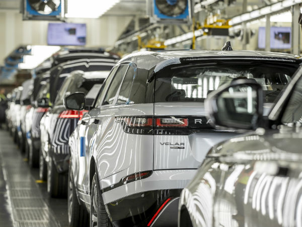 Jaguar Land Rover remains leading UK Car and Engine Manufacturer