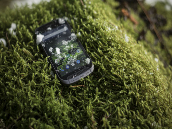 Land Rover's new smartphone encapsulates the go-anywhere ability of its cars