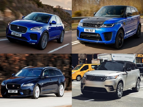 Jaguar Land Rover does the quadruple in the Middle East