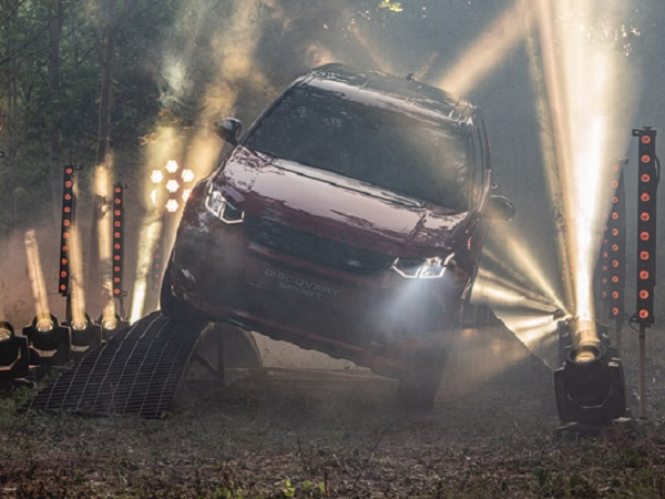 New Land Rover Discovery Sport wows customers at special launch event
