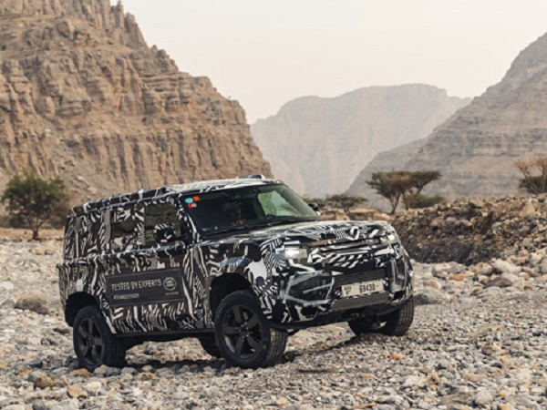 Land Rover sends visitors on a virtual expedition with the new Defender