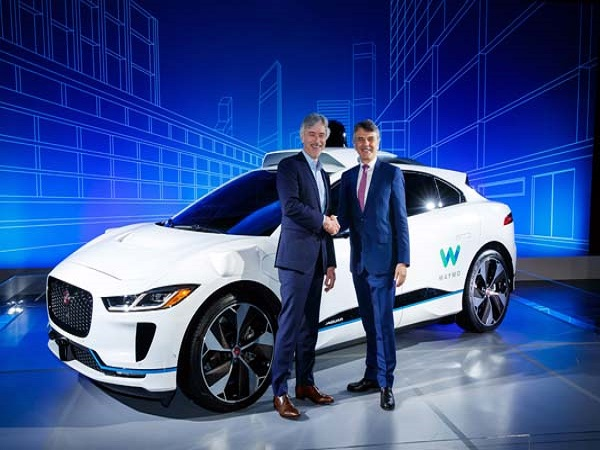 Jaguar Land Rover and Waymo team up to make self-driving mobility a reality