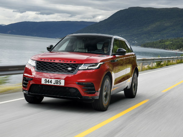 Range Rover Velar shortlisted for two world car awards