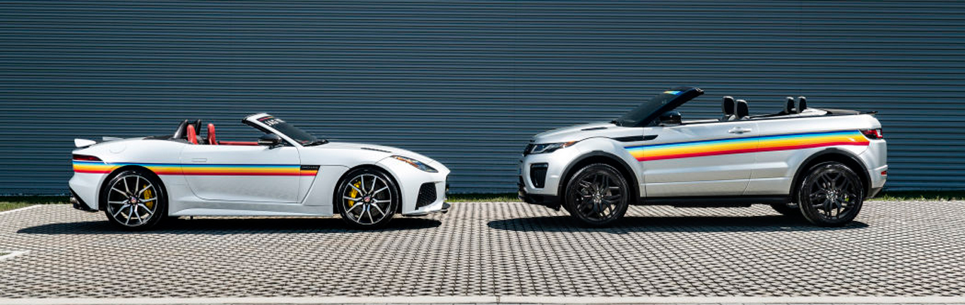 Jaguar Land Rover celebrates New York City's 50th PRIDE parade
