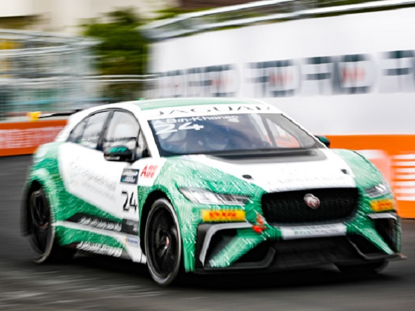 I-PACE eTROPHY R4: Race for the Pro driver's championship heats up