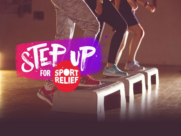 Sport Relief - Join the Nation's Billion Steps Challenge!