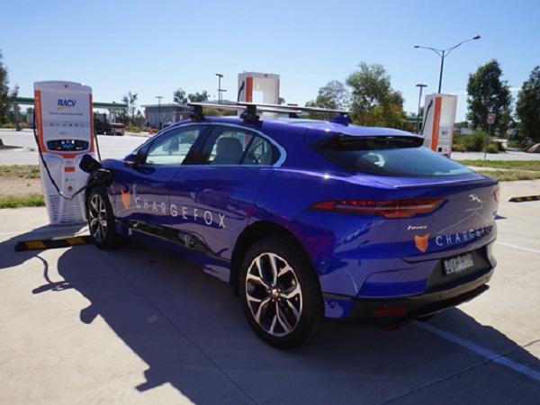 Jaguar and Chargefox aims to rapidly power up Australia's interest in electrification