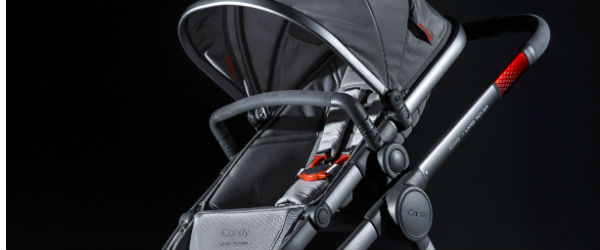 Land Rover And iCandy Launch All-Terrain Pushchair
