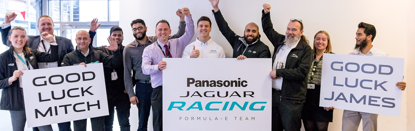 JAMES CALADO DROPS INTO CASTLE BROMWICH AHEAD OF FORMULA E OPENER IN DIRIYAH