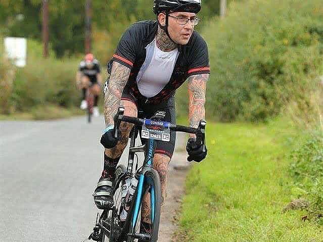 Conrad Westwood set to take on Velothon Wales