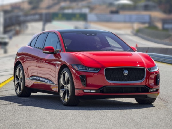 Jaguar I Pace Becomes First Electric Vehicle To Collect Prestigious
