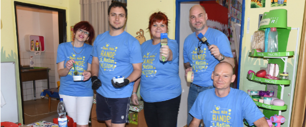 Jaguar Land Rover Joins 'Our City' Volunteering Day in Slovakia