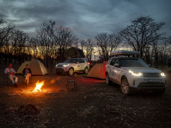 New Land Rover partnership to help inspire outdoor sports enthusiasts
