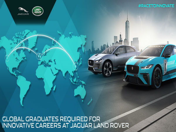 Searching for the next generation software engineers to lead Jaguar Land Rover's electric future