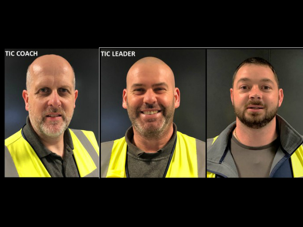 HALEWOOD: MEET THE TIC TEAMS