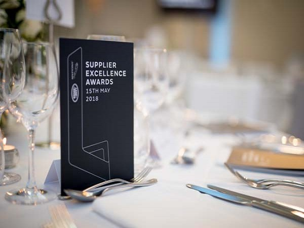 Jaguar Land Rover recognises its global supply chain at excellence awards