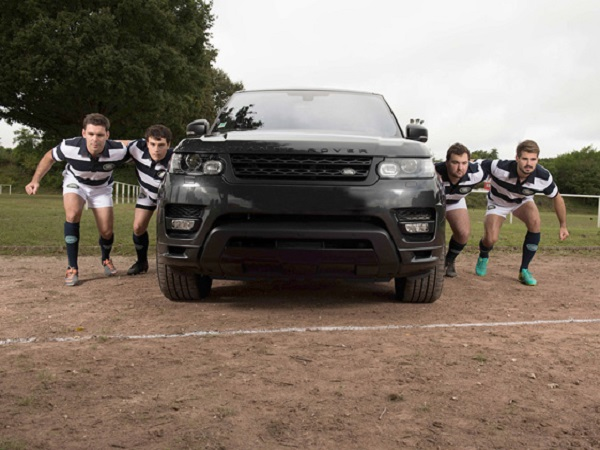 Land Rover drives grassroots rugby in France forward