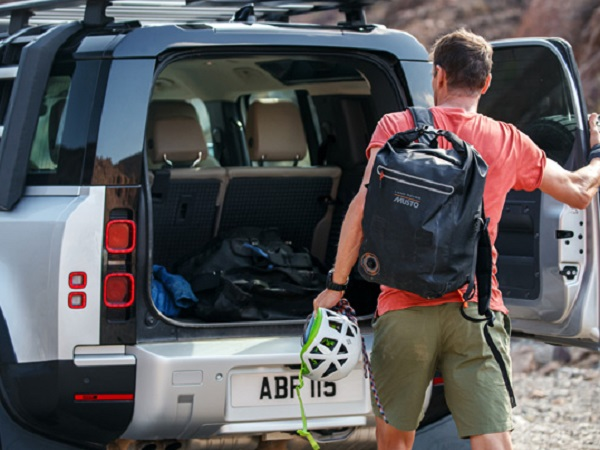 Kitting yourself out to match your New Defender with the help of Musto