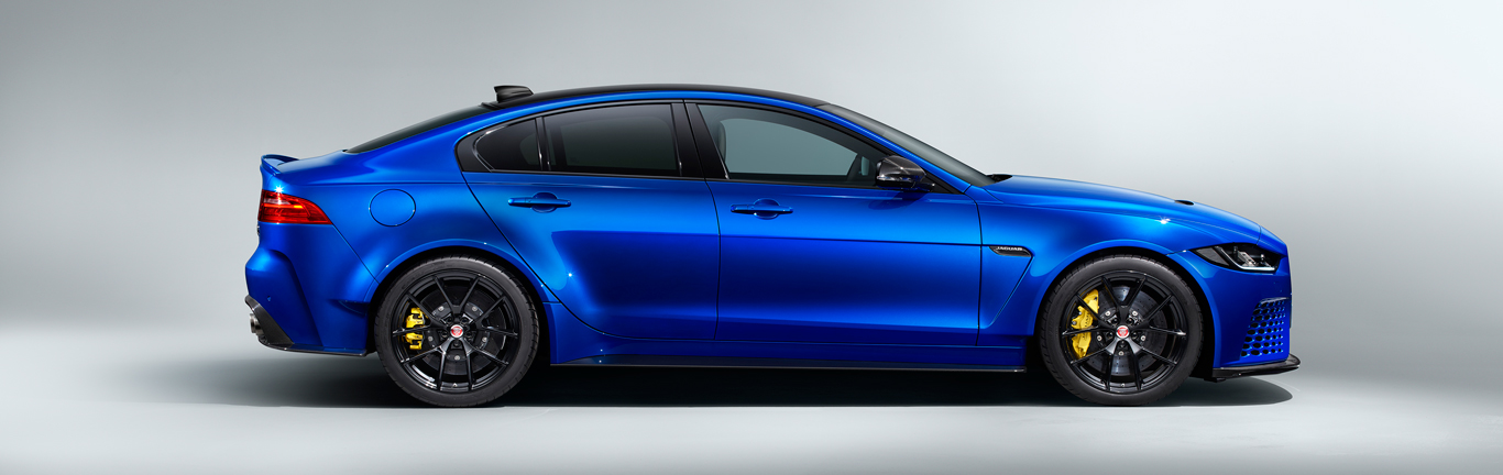 Jaguar XE SV Project 8's new Touring specification makes it the ultimate Q car