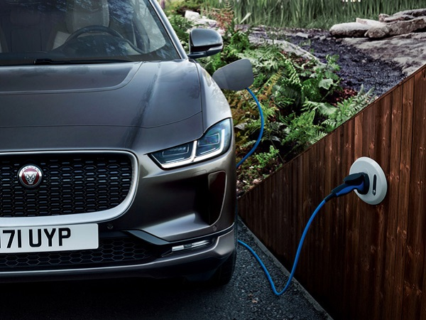 Jaguar China makes new EV owners' lives easier