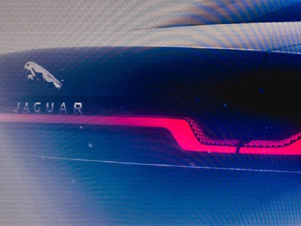 Jaguar teases the new XJ at the Frankfurt Motor Show