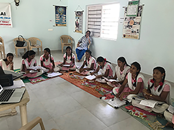 Inspiring the next generation in India