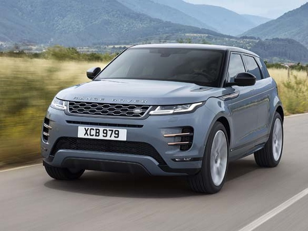 New Range Rover Evoque: the luxury SUV for the city and beyond