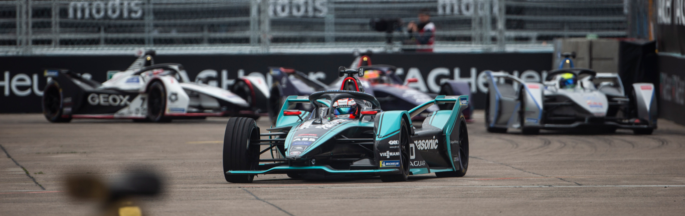 Panasonic Jaguar Racing suffer a disappointing weekend in Berlin after a promising start