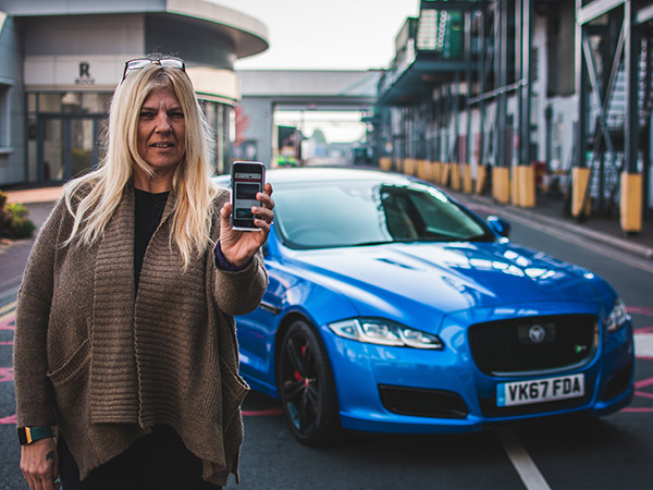 Egg-ceptional – An Easter Weekend In A XJR575 For Our App Winner