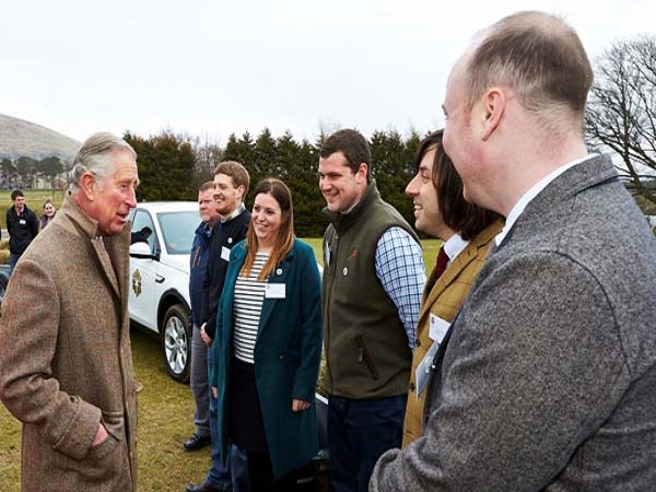 Jaguar Land Rover celebrates HRH The Prince of Wales' 70th birthday with volunteer pledge