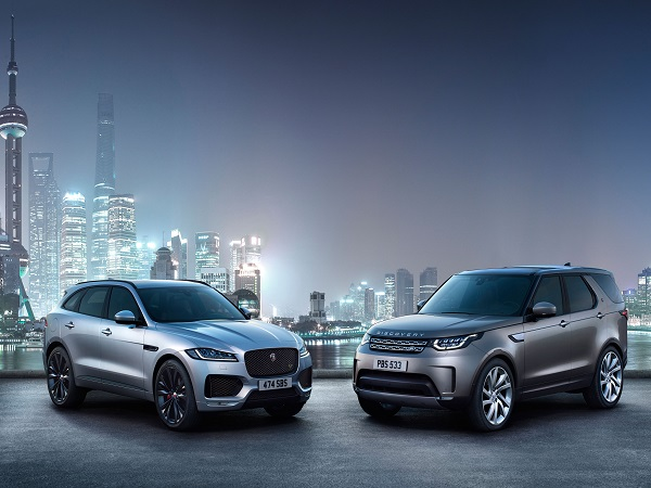 Jaguar E-PACE and Range Rover Velar help drive June sales growth