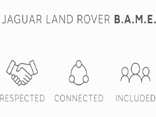 Leading the car industry: Jaguar Land Rover signs up to the Race at Work Charter