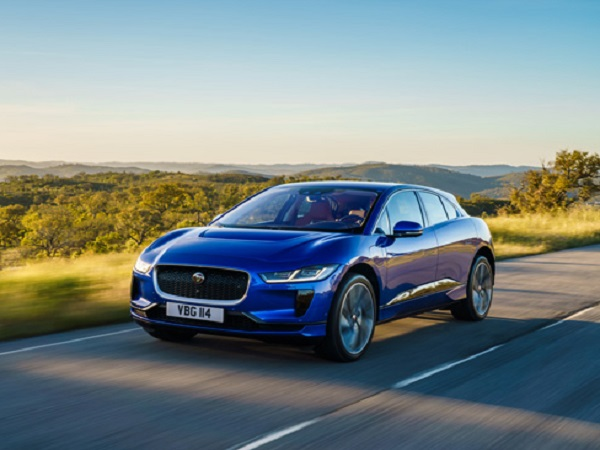 Jaguar I-PACE adds AutoBest's eco award to its collection