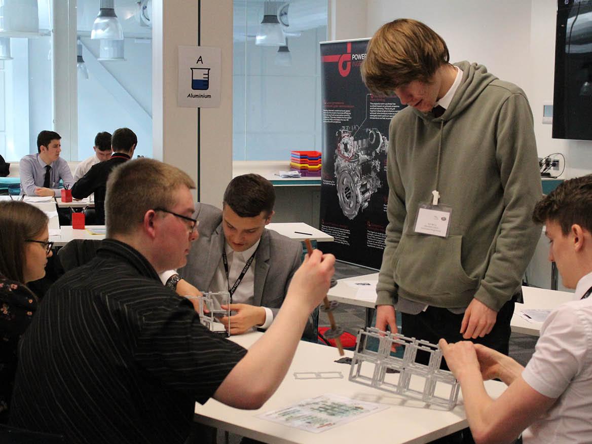 EMC's Education Business Partnership Centre enriches students