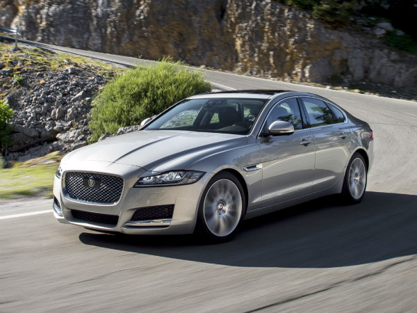 Jaguar XF is double winner at SME Company Car of the Year Awards