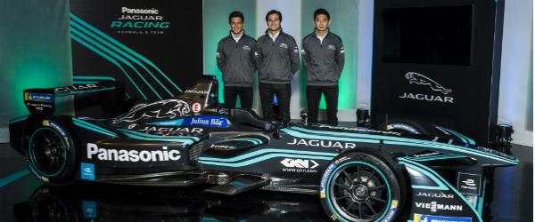 Nelson Piquet Jr and Mitch Evans to Electrify Panasonic Jaguar Racing