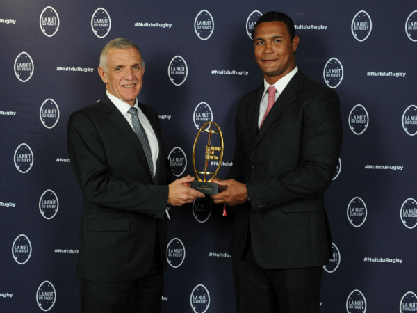 French Rugby Stars Gather for Partnership Land Rover  Awards