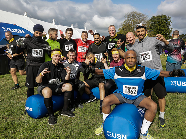 RUNNING WITH THE PACK – CB TEAM TAKE ON THE WOLF RUN