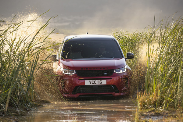 New Discovery Sport: Compact, composed and still as capable as ever